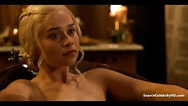 Emilia Clarke - Game Of Thrones-s03e08 (2013)
