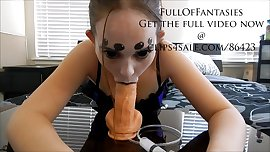Spider Queen Wants Your Cum (teaser)