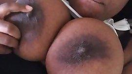 Black Tits Melly