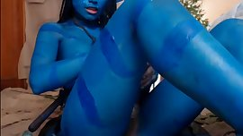 Chick from Avatar