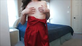 Penny Hume - Mom Helps Horny Spying Son