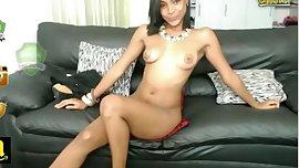 Naked Columbian