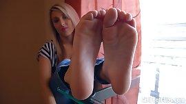 Kandi's Little Feet