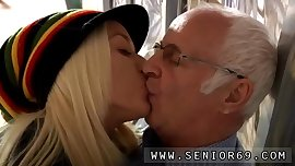 Old dad and two daughters tumblr Gorgeous platinum-blonde Tina is highly