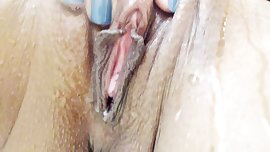 Pink Wet Tight Pussy Close up