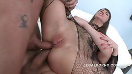 karina and susan get fucked by three guys