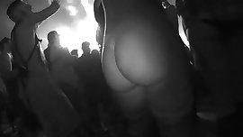 Lingerie at concert