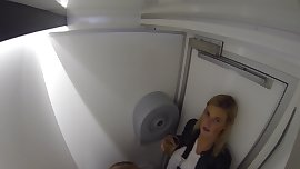 Spying 2 teens  (Got caught)
