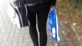 Sexy teen school girl ass legs and feet