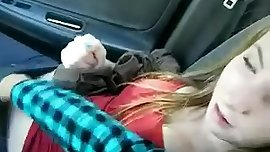 Masturbating in Car 2