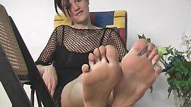 Jamine (loulafeet) - feet size 41 EU